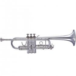 John Packer JP152S: Trumpet C Silver Plated