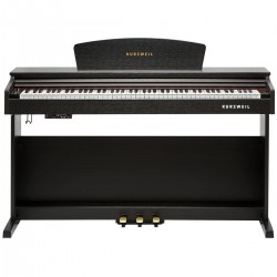 KURZWEIL M90SR: Fully-Weighted, 88 Note, Hammer-Action Digital Piano (Rosewood)