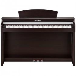 KURZWEIL MP120SM: Digital Piano With German Concert Grand Tones (Mahogany)