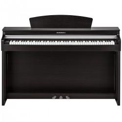 KURZWEIL MP120SR: Digital Piano With German Concert Grand Tones (Rosewood)