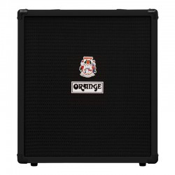 ORANGE CRUSH BASS 50BXT-BK: 50W Bass Guitar Amplifier Combo (BLACK)
