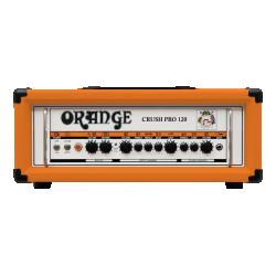 ORANGE CRUSH PRO CR120-H: 120W Guitar Amp Head (ORANGE)