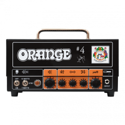 "ORANGE #4 JIM ROOT PPC212: 2x12"" Guitar Speaker Cabinet"