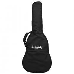 Ximinez CL3QGB01: 3/4 Size Classical Guitar Gig Bag (With 5 mm Padding)