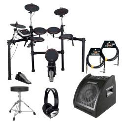 Carlsbro CSD110PK Electronic Drum Kit Package