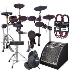 Carlsbro CSD310PK Electronic Drum Kit Package