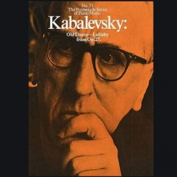 Old Dance- Lullaby from Op.27- Dmitri Kabalevsky