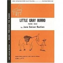 Jane Smisor Bastien: Little Gray Burro
